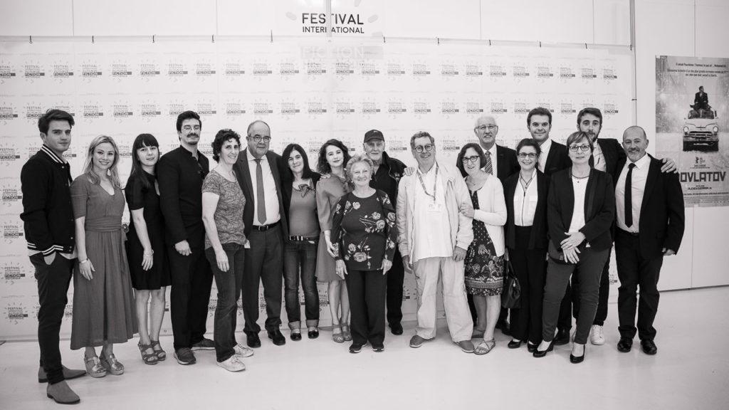2018-09-29 Espace Monestié, Plaisance du Touch Festival International du Film de Fiction Historique, réception soirée de clôture