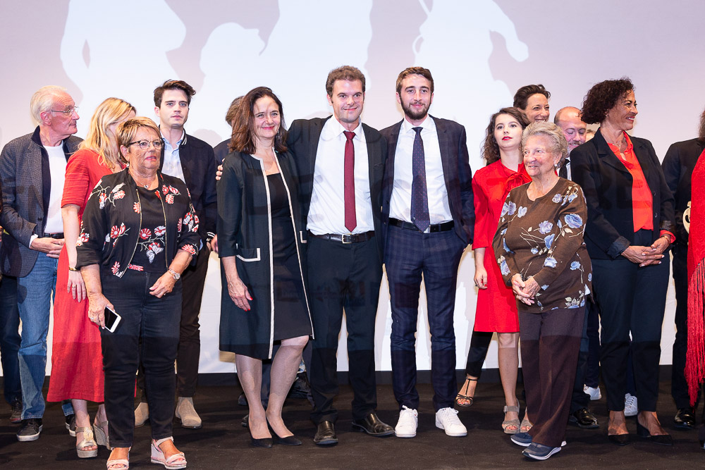 2018-09-29- Plaisance du Touch- Espace Monestié- Festival Interational du Film de Fiction Historique- Cérémonie d'Ouverture