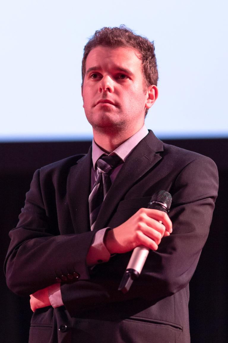 Etienne Garcia, délégué général - FIFP 2018