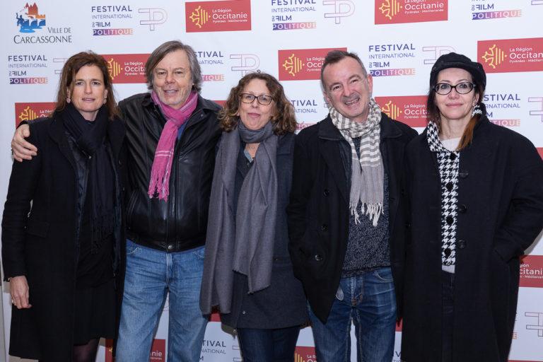Jury SFCC de la critique FIFP 2018