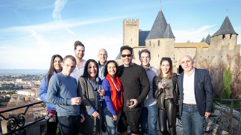 Hôtel de la Cité - Carcassonne - FIFP 2018