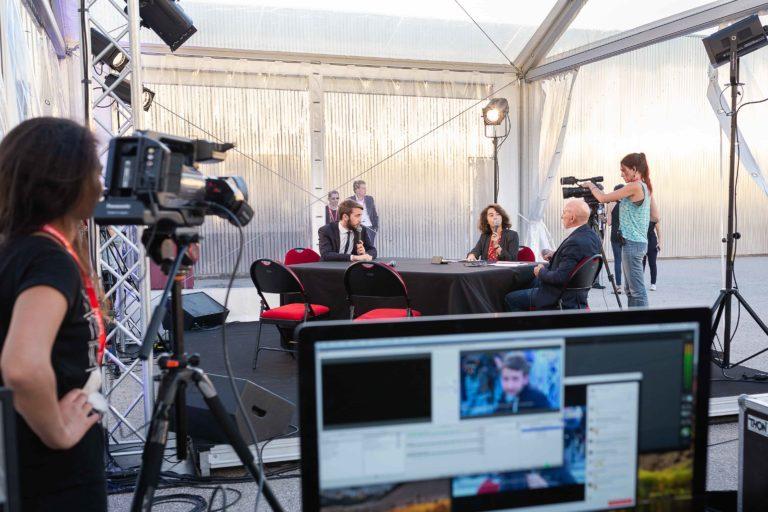 captation vidéo en direct en Occitanie 1